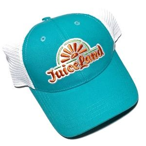 Accessories - JuiceLand ATX Snapback Trucker Hat OSFM NWOT